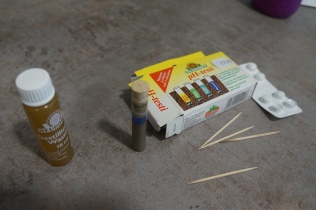 pH-testi